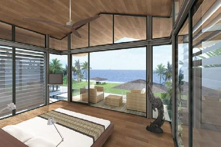 Luxury Villas with Sea-View, New 3