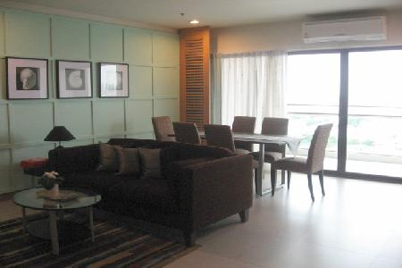 The Natural Place Suite | Two Bedroom Two Bathroom, with Large Master Bedroom on 20th Floor in Lumphini Sathorn Silom