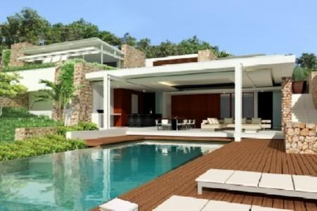 Modern Designed 4 Bedroom Houses 2