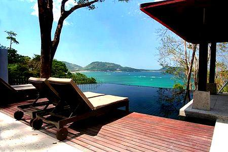 Luxury Modern 3 Bedroom House For Sale with Private Swimming Pool and Jacuzzi at Patong, Phuket