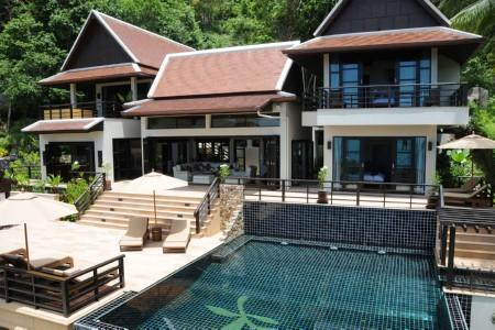 Golden Palm Villa, Chaweng Noi Beach, Koh Samui