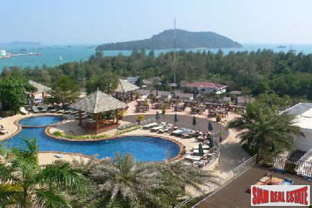 Condominium with 3 Bedrooms with Sea-Views and Communal Facilities For Sale at Cape Panwa, Phuket