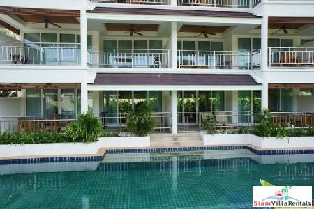 Beautiful 2 bedroom 2 bathroom unit with astonishing direct pool access