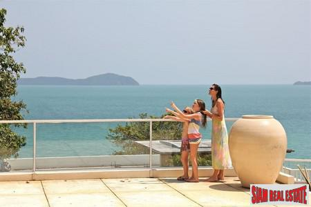 Modern Condominium For Sale with Sea-Views and Communal Facilities at Rawai, Phuket