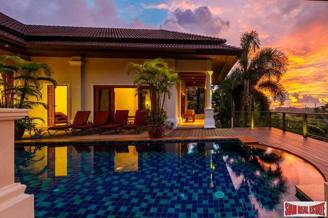 Lakewood Hills Estate | Luxurious Four Bedroom Villa for Rent in an Exclusive Layan Estate