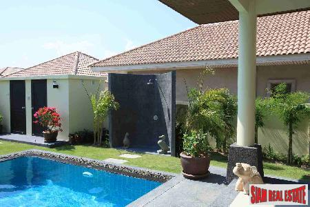 Highly Quality Pool Villas Set 14