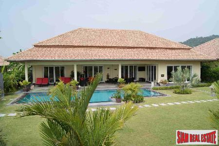Highly Quality Pool Villas Set 2