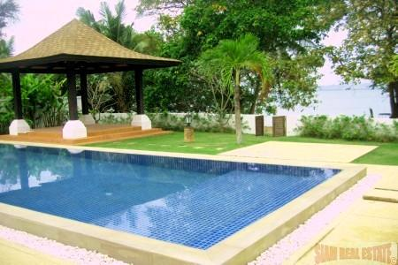 Beachfront Pool Villa on Private Beach, Coconut Island, Phuket