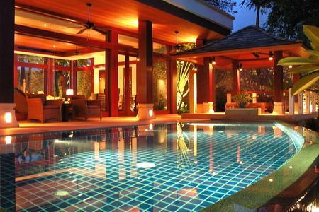 New Contemporary Designed, Luxury 4 Bedroom House with Swimming Pool For Long Term Rent at Kathu, Phuket
