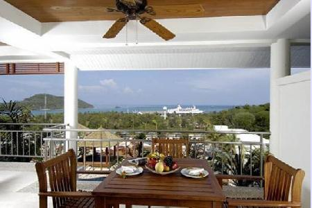 Bel Air Panwa Resort - 3 Bed Family Suites