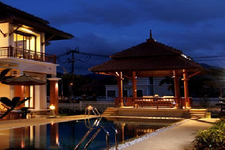 Modern 3 Bedroom House with a Private Swimming Pool for Long Term Rent at Laguna, Phuket