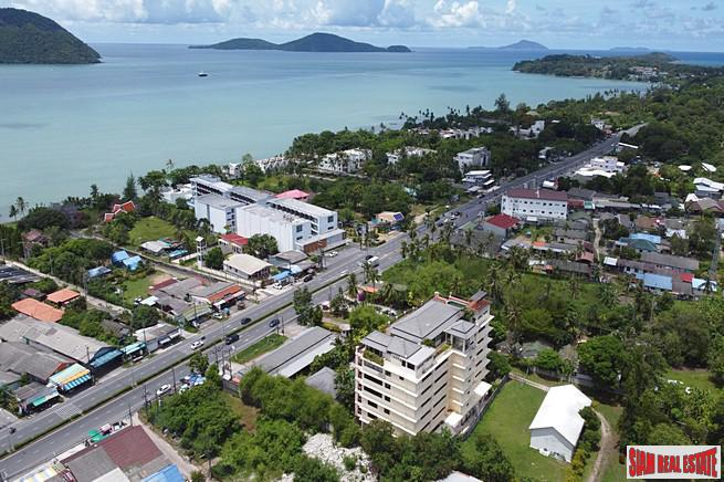 Modern 2 Bedroom Apartment with Magnificent Sea-Views For Long Term Rental at Rawai, Phuket