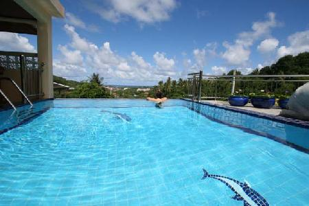 Beautiful 4 Bedroom Sea-view Pool Villa for Holiday Rental