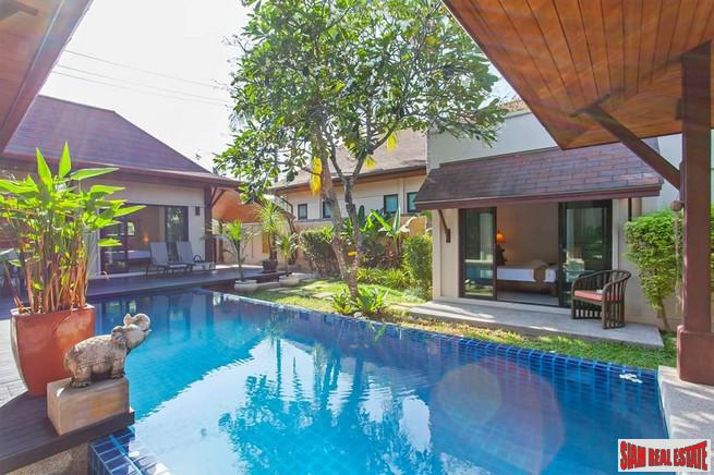 Pool Villa Rental in Popular Estate, Rawai Phuket