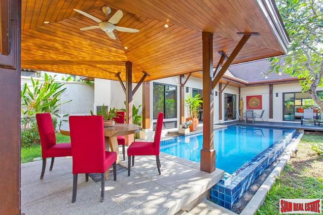 Pool Villa Rental in 4