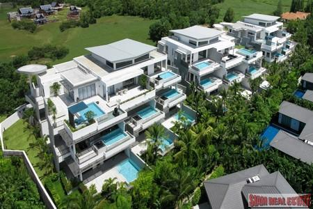 Luxury Contemporary Condominiums within a New Development For Sale at Bang Tao