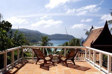 Luxury 3 Bedroom House with Sea-Views and a Private Pool for Holiday Rent at Kata
