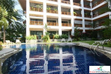 Spacious Two Bedroom Apartments Just 10 minutes walk to Surin Beach
