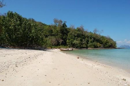 Over 6 Rai of Stunning Beachside Land for Sale at Koh Naka Yai