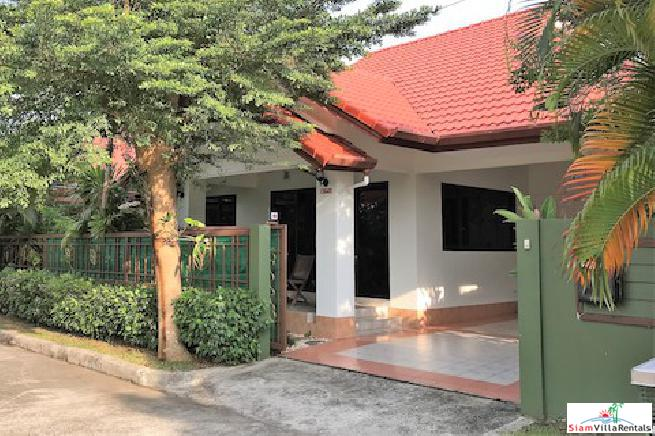 Cosy 3 Bedroom Bungalow on a Quiet Estate For Rent, 10 Minutes from Phuket Airport