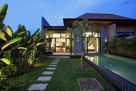 Brand New Chic & Contemporary Compact Pool Villas for Sale at Rawai