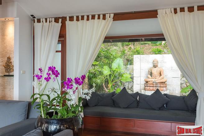 Magnificent Thai Style Villa with 11