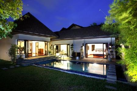 Exquisite Two Bedroom Pool Villa Available for Holiday Rental at Nai Harn