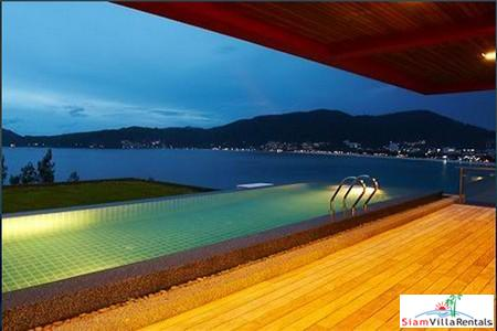 Classy Four Bedroom Sea-View Houses For Rental at Patong -  Unit Heart