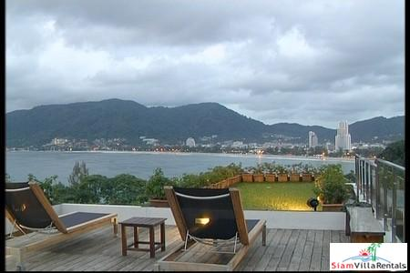 Classy Three Bedroom Sea-View Houses For Rental at Patong - Unit Eyes