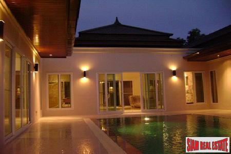 2 Bedroom Houses within a Development with Private Pools for Sale at Rawai