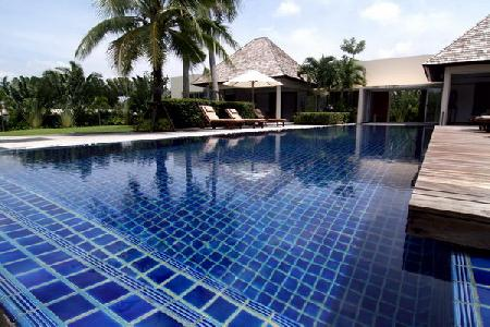 Luxury Villas in a Private Estate at Layan Beach, Phuket
