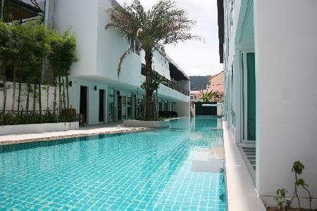 The Palms Kamala | Two Bedroom Pool Suites for Rent