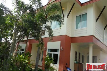 Large Modern Thai Five Bedroom House Situated on the Beach at Khao Khad for Sale