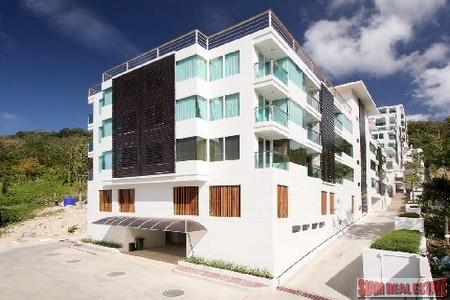 Chic and Contemporary Two Bedroom Sea-View Apartment For Sale at Kalim Bay