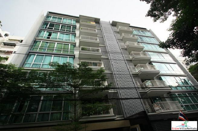 Sukhumvit Soi 8, Low-rise Condo, 2 bed 2 bath, 82 Sq. m. with balcony