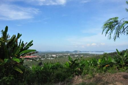 25 Rai of Expansive Sea-View Land with Amazing Views For Sale at Koh Kaew