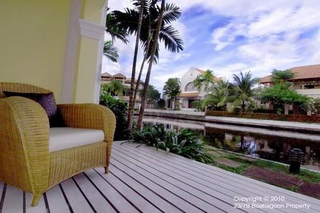 Boat Lagoon Estate | Furnished Two Bedroom Townhouse in a Prestigious Estate