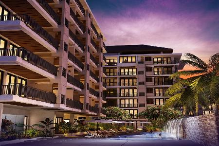 City Resort Condominium combining a Water Scheme Resort with a Low Rise Condominium - South Pattaya