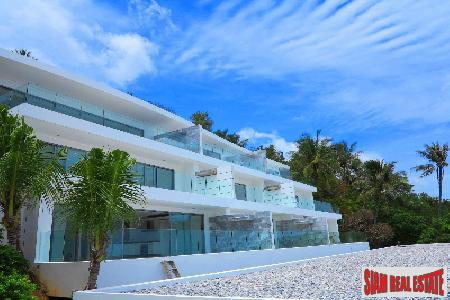 Chic 1-4 Bedroom Sea-View Condominiums with Great Sea-Views For Sale at Kata
