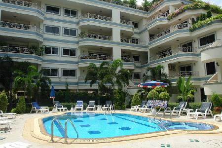 Large Two Bedroom Condominium Available 2
