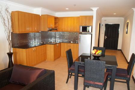 Large Two Bedroom Condominium Available 6