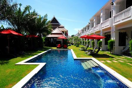 New Luxurious Boutique Resort In A Prime Location Only 15 Minutes From Pattaya