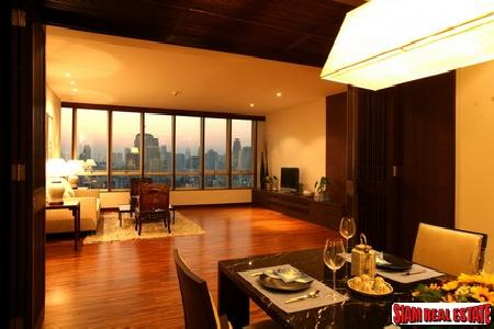 Luxury Apartment Complex in Thonglor, 3 bedrooms, 3 bathrooms plus one study room for rent