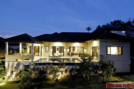 Classy Four Bedroom Pool Villa For Rent at Nai Harn