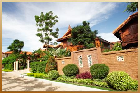 Thai - Style Properties - Superb Level Of Construction - Pattaya