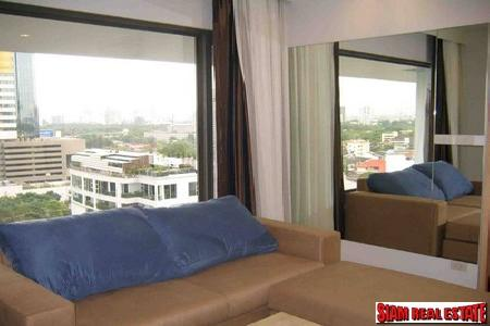 Amanta | Brand New One bedroom, One bathroom, Fully Furnished Condo for Rent on 12th floor
