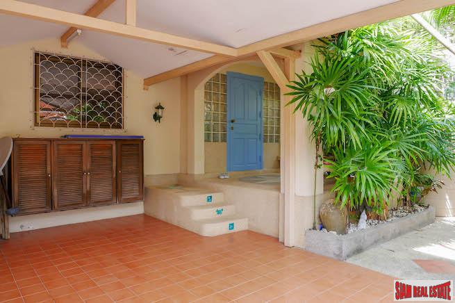 Affordable Two Bedroom Townhouse in the Heart of Patong For Rent
