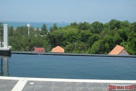 Five Bedroom Sea View House with Swimming Pool at Cape Panwa For Sale