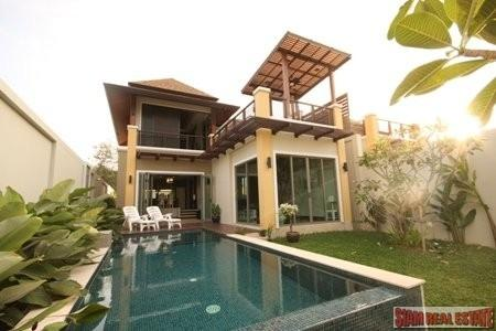 Spacious Modern Home with a Private Swimming Pool at Cheng Talay For Rent