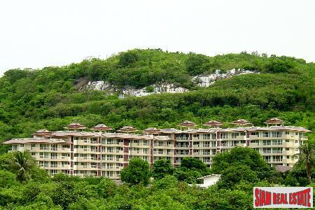 56 luxury condominium units surrounded by nature in a beautiful hillside setting